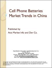 Cell Phone Batteries Market Trends in China