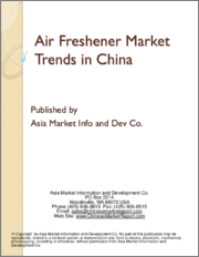 Air Freshener Market Trends in China