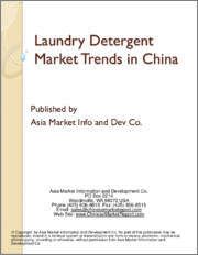 Laundry Detergent Market Trends in China