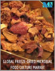 Freeze-Dried Microbial Food Culture Market - Growth, Trends and Forecasts (2019 - 2024)