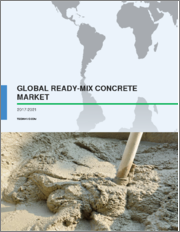 Global Ready-mix Concrete Market 2019-2023