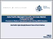 Asia-Pacific Managed Security Services Market, Forecast to 2023