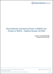 Bromodomain Containing Protein 3 - Pipeline Review, H1 2020