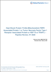 Heat Shock Protein 75 kDa Mitochondrial - Pipeline Review, H1 2020