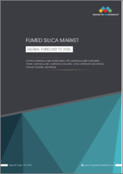 Fumed Silica Market by Type (Hydrophilic and Hydrophobic), Application (Silicone Elastomers, Paints, Coatings & Inks, Adhesives & Sealants, UPR & Composites), End-Use Industry, and Region - Global Forecast to 2026