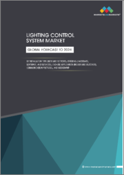 Lighting Control System Market by Installation Type (New and Retrofit), Offering (Hardware, Software, and Services), End-use Application (Indoor and Outdoor), Communication Protocol, and Geography - Global Forecast to 2024