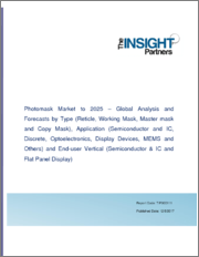 Photomask Market to 2027 - Global Analysis and Forecasts by Type; Application; End-User Vertical