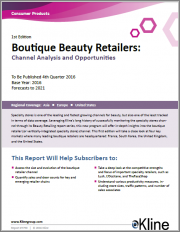 Boutique Beauty Retailers: Channel Analysis and Opportunities