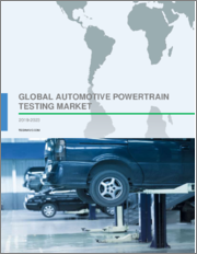 Global Automotive Powertrain Testing Market 2019-2023