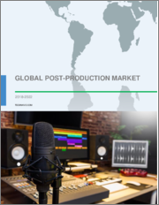 Global Post-production Market 2019-2023