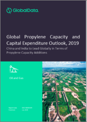 Q3 2018 Global Propylene Capacity and Capital Expenditure Outlook - Dangote Industries Ltd Drives Global Capacity Additions