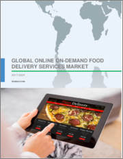 Global Online On-Demand Food Delivery Services Market 2020-2024