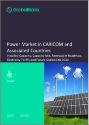Power Market in CARICOM and Associated Countries - Installed Capacity, Capacity Mix, Renewable Roadmap, Electricity Tariffs and Future Outlook to 2030