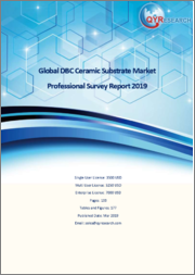Global DBC Ceramic Substrate Market Professional Survey Report 2019