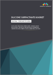 Silicone Surfactants Market by Application (Emulsifiers, Foaming Agents, Defoaming Agents, Wetting Agents, Dispersants), End-Use Industry (Personal Care, Construction, Textile, Paints & Coatings, Agriculture), and Region - Global Forecast to 2024