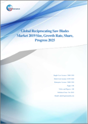 Global Reciprocating Saw Blades Market 2019 Size, Growth Rate, Share, Progress 2025