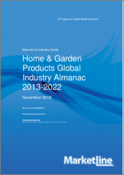 Home & Garden Products Global Industry Almanac 2013-2022