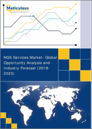 Next Generation Sequencing Services Market by Service Type, Technology, Application, and End User - Global Forecast to 2025