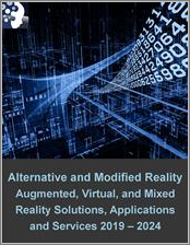 Alternative and Modified Reality Marketplace: Augmented Reality, Virtual Reality, and Mixed Reality Solutions, Applications, and Services 2018 - 2023