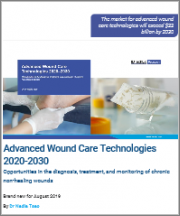 Advanced Wound Care Technologies 2020 - 2030
