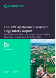 US OCS Upstream Fiscal and Regulatory Report - Favorable Fiscal Terms but Strong State and Judicial Opposition to Expanding the OCS on Offer