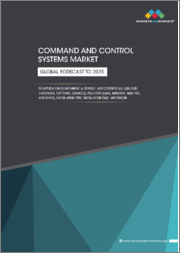 Command and Control Systems Market by Platform (Airborne C2, Land C2, Maritime C2, Space C2), Solution (C2 Hardware, C2 Software, C2 Services), Application (Defense, Commercial), and Region (NA, EU, APAC, ME, Row) - Global Forecast to 2022