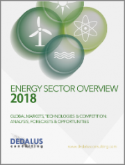 Energy Sector Market Overview 2018: Coal, Oil, Natural Gas, Nuclear & Renewables, Global Markets, Technologies, End-Users & Competition: Analysis, Forecasts & Opportunities