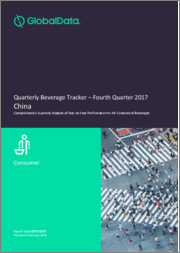 Quarterly Beverage Tracker Fourth Quarter 2018: China