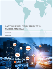 Last Mile Delivery Market in North America by Service and Geography - Forecast and Analysis 2020-2024