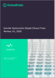 Erectile Dysfunction Global Clinical Trials Review, H1, 2020