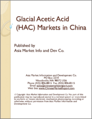 Glacial Acetic Acid (HAC) Markets in China