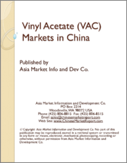 Vinyl Acetate (VAC) Markets in China