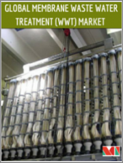 Membrane Water and Wastewater Treatment Market - Growth, Trends, and Forecast (2019 - 2024)