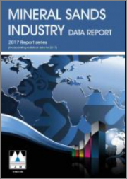 Mineral Sands Industry Data report