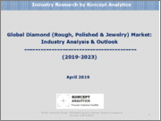 Global Diamond (Rough, Polished & Jewelry) Market: Industry Analysis & Outlook (2019-2023)