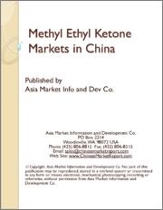 Methyl Ethyl Ketone Markets in China