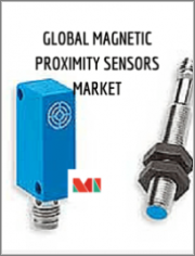 Magnetic Proximity Sensor Market - Growth, Trends, and Forecast (2019 - 2024)