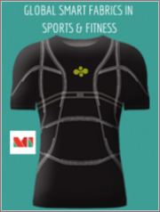 Smart Fabrics for Sports and Fitness Market - Growth, Trends, and Forecast (2019 - 2024)