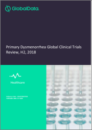 Primary Dysmenorrhea Global Clinical Trials Review, H2, 2018
