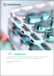 EU5 Hip Reconstruction Market Outlook to 2025 - Hip Resurfacing, Partial Hip Replacement, Primary Hip Replacement and Revision Hip Replacement