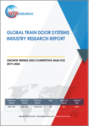 Global Train Door Systems Industry Research Report, Growth Trends and Competitive Analysis 2019-2025