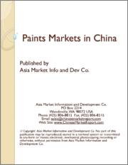 Paints Markets in China