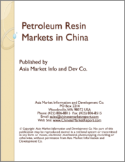 Petroleum Resin Markets in China