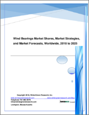 Wind Turbine Bearings: Market Shares, Strategies, and Forecasts, Worldwide, 2018 to 2024