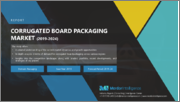 Corrugated Board Packaging Market - Size, Growth, Trends, and Forecast (2020 - 2025)