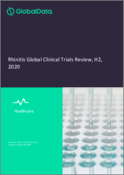 Rhinitis Global Clinical Trials Review, H2, 2020