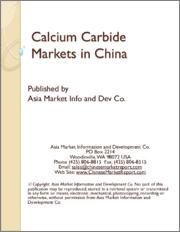 Calcium Carbide Markets in China