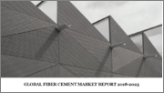 Global Fiber Cement Market - 2019-2026