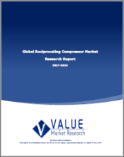 Global Reciprocating Compressor Market Research Report - Industry Analysis, Size, Share, Growth, Trends And Forecast till 2025