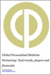 Global Precision Medicine Partnering 2010-2018: Deal Trends, Players, Financials and Forecasts